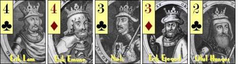 Kabaler konger